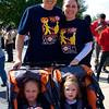 Jeff & Sarah Chowning with Amanda & Megan Chowning