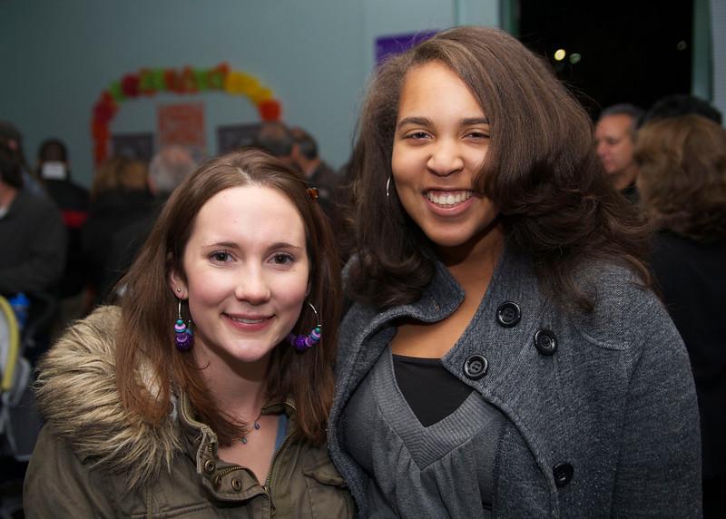 Amber Williamson, Erin Karpiovich
