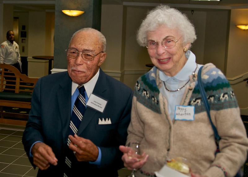 Julius Fulmore, Peggy Wharton