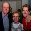 David Howard, Martha Kaley, Kara McBurney