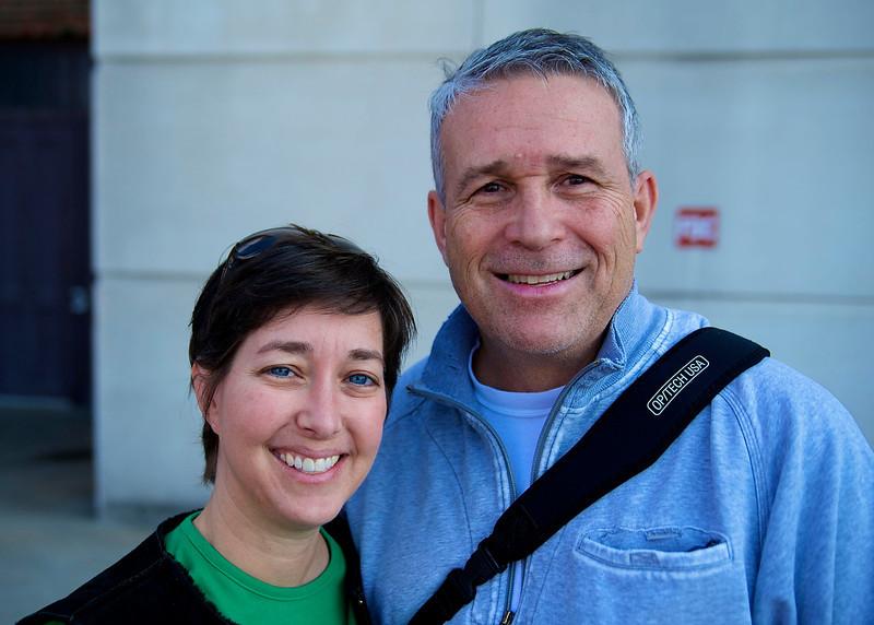 Ellen & Tom Gilbert