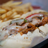 Old Town Draught House's Chicken Philly Cheesesteak