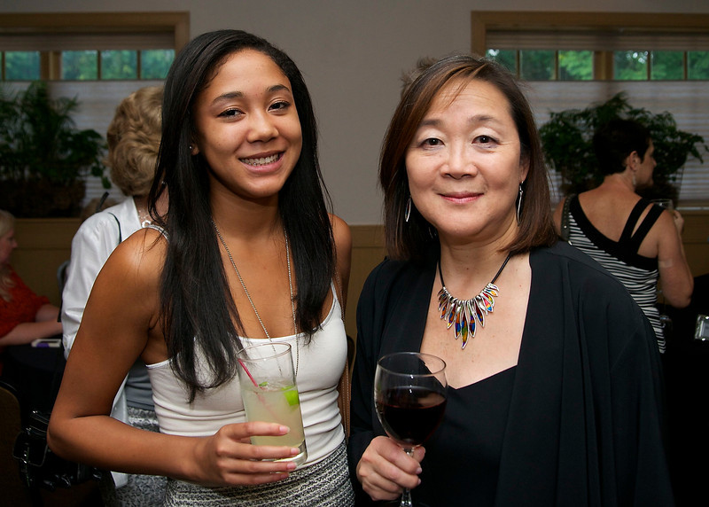 Alexis Dawkins, Sharon Ting