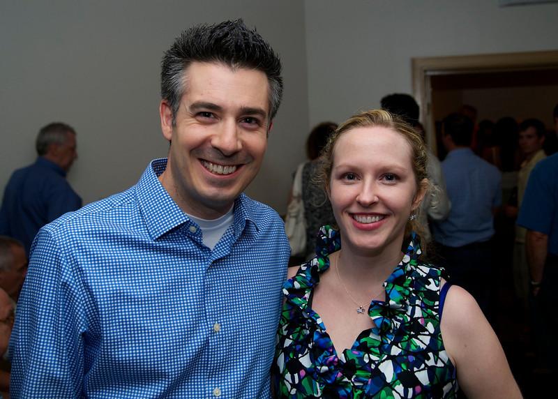 Jordan Liburdi, Amy Robertson