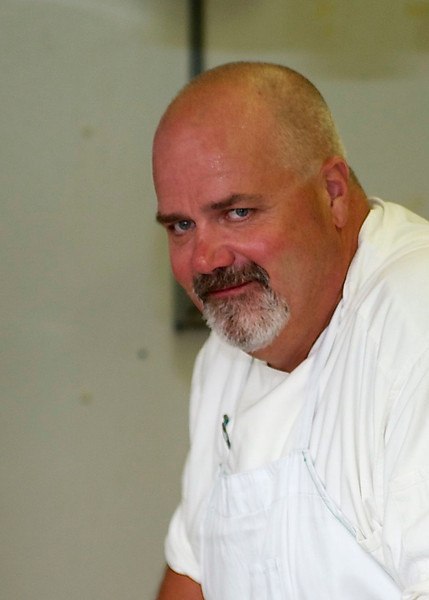 """The """"Chef-Ref"""" Laurence Williard"""