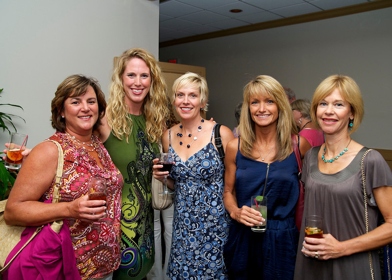 Cindy Stark, Tiffany Brown, Jenni Romano, Beth Mayer, Teri Hammer