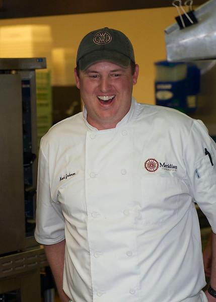 Chef Mark Grohman