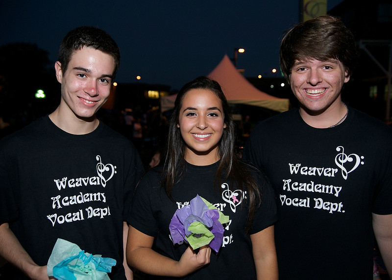 Matt Brotherton, Jasmine Ismail, Nathan Carver