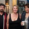 Earl Austin, Terri Waters, Amanda Bolton