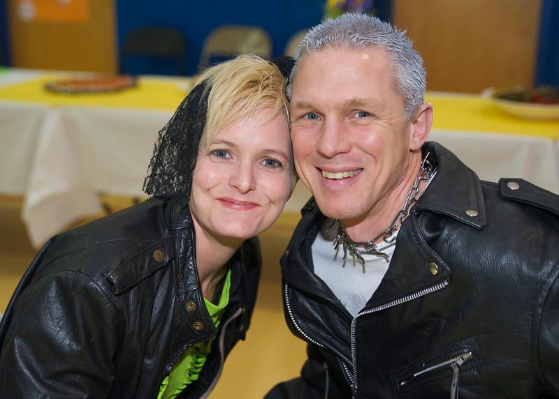 Beth & John King