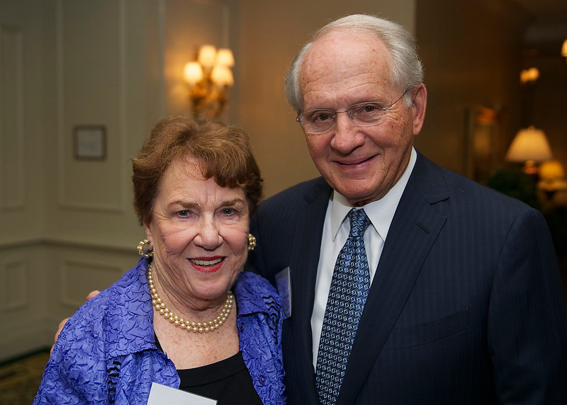 Peggy Johnson, Joe Lebauer