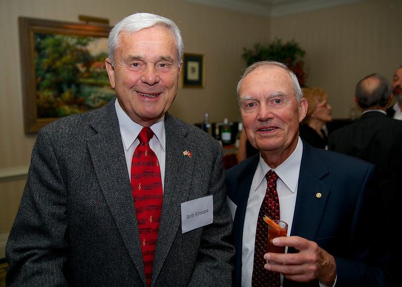 Bob Kroupa, Phil Johnson
