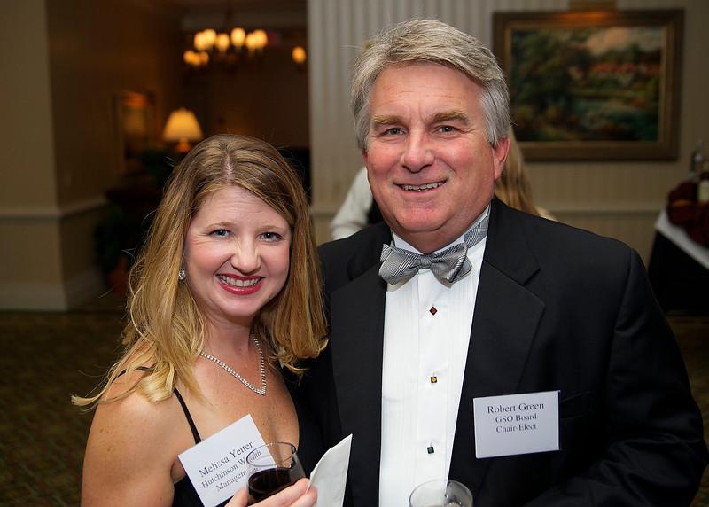 Melissa Yetter, Robert Green
