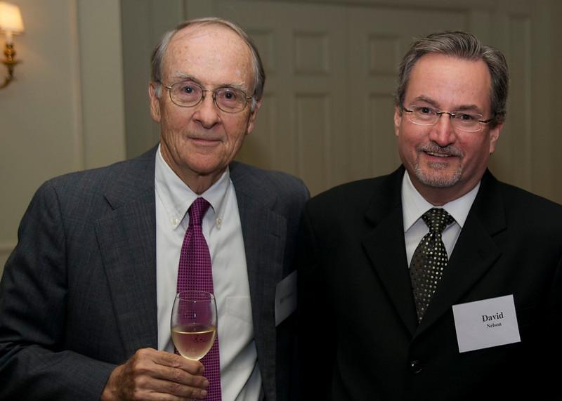 Bill Fraser, David Nelson