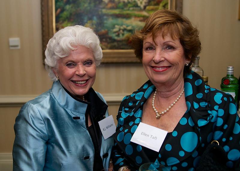 B.J. Williams, Ellen Taft