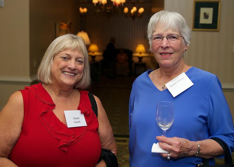 Anne Smith, Susan Fraser