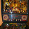 Geeksboro's own Indiana Jones Pinball machine