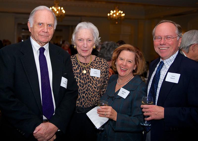 Jim & Anita Schencks, Madeleine & Duane Dassow