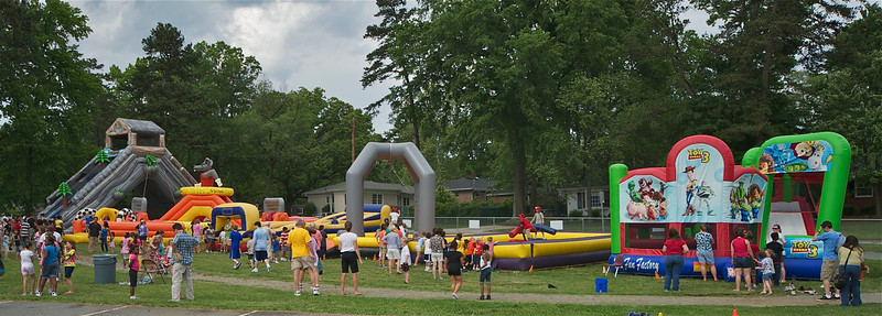 Fun Day Inflatables