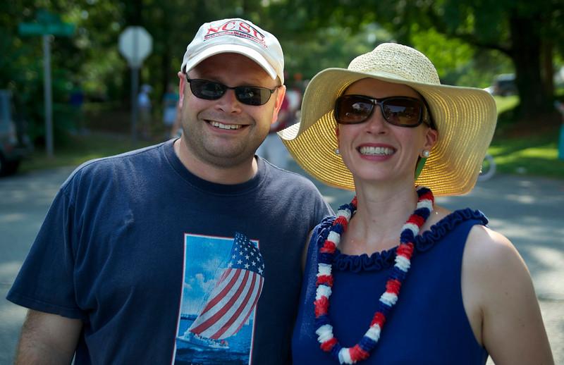 Chris & Amy Marriott