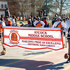 Aycock Middle School Marching Band
