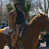 Some other, less happy, guy on a horse