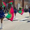Grimsley High School Flag Team