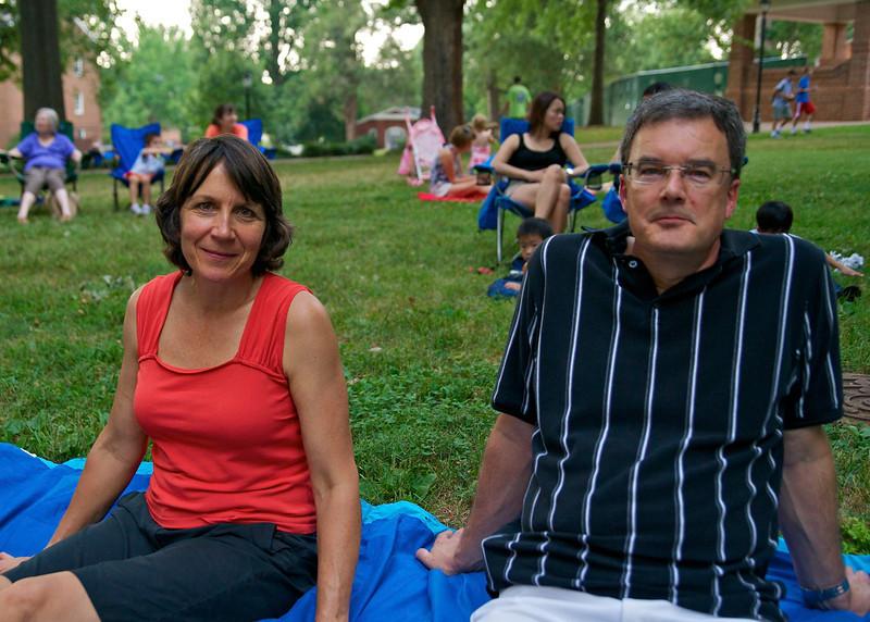 Tana & Mike Murphy