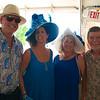 Tim & Kimberly Watts, Debbie & Vince Penel