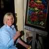 Artist Connie Logan