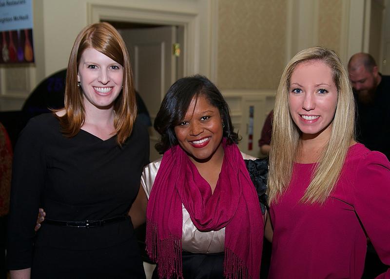 Brittany North, Tiffany Galdany, McKenna Adams