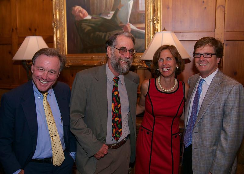 Jim Schlosser, David Bailey, Maria Johnson, Some guy who wouldn't buy me dinner