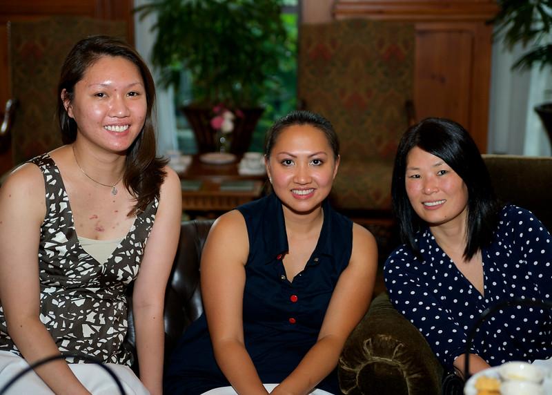 Trang Vu, Trang Trinh, Amy Le