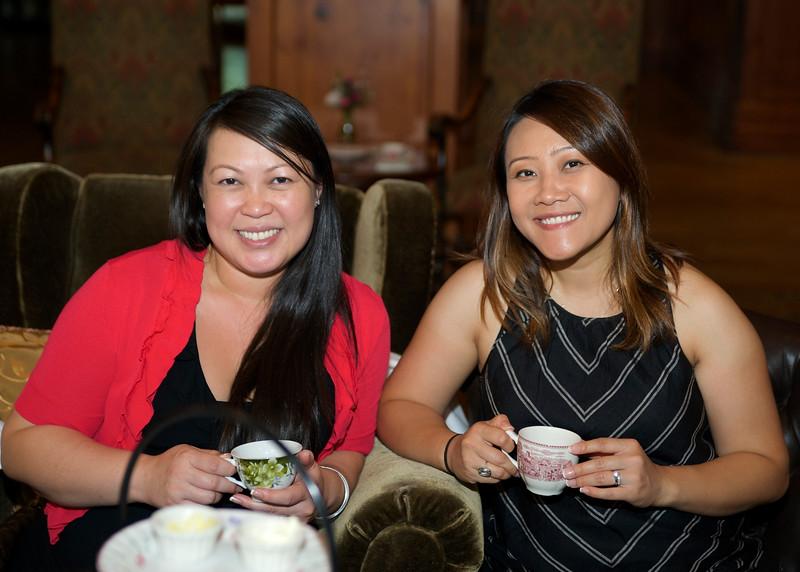 Huong Rashid, Lisa Khosla