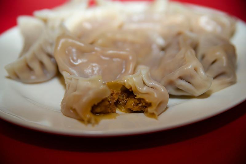 Apple China's dumplings