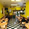 Da Reggae Cafe interior