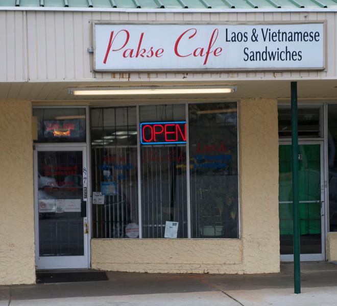 Pakse Cafe