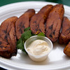Los Cabanos plantains