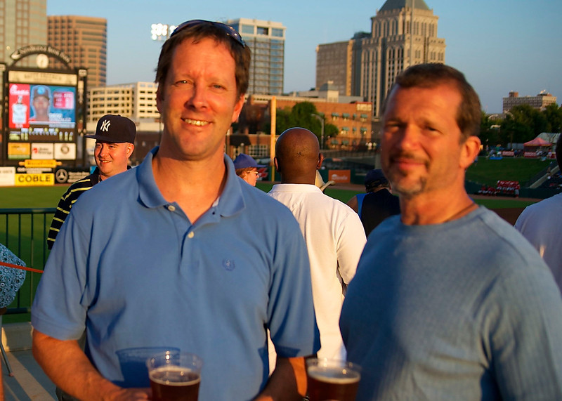Keith Brooks, Jim Mack