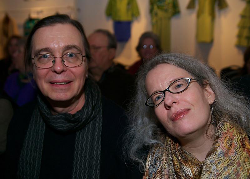Jack Stratton, Sara Jane Mann