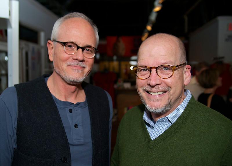David Hundley, Bill Porter