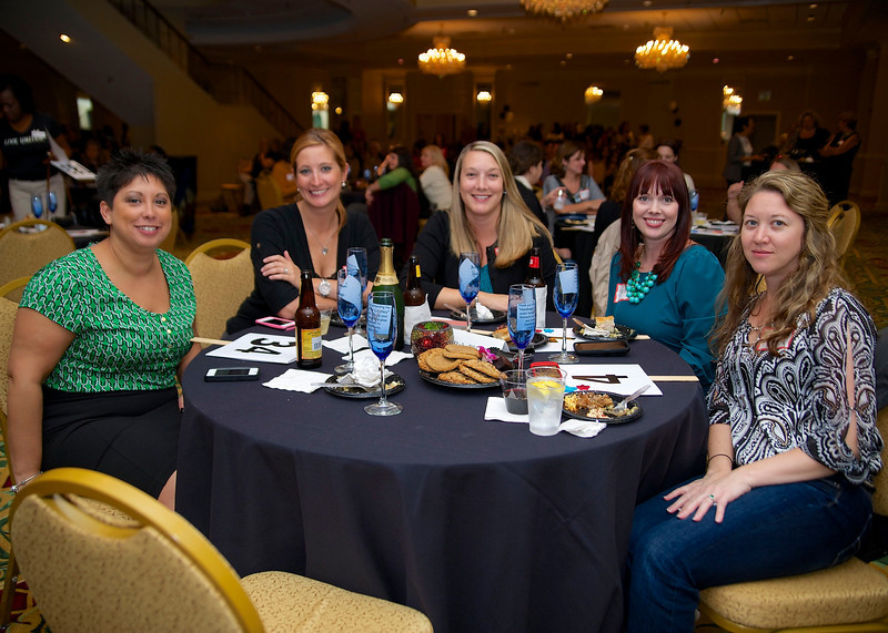 Jennifer Zarak, Andrea Pagano, Christine Duvall, Jenny Stilley, Michelle Woods