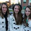 Cheyenne Foster, Amy Stanley, Rachel Stanley