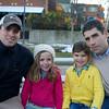 Robert & Avery White, Nick & Ellie Heinzelmann
