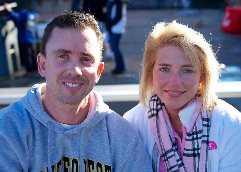 Steve Roper, Wendy Chandler