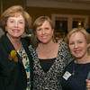 Jane Gibson, Leslie Conway, Pam Barrett