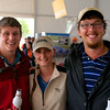 James Hall, Jessica Strokus, John Winslow