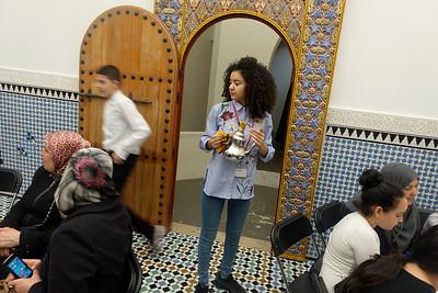 Nederland, Amsterdam, 5 mei 2017, Oorlog in Mijn Buurt, presentatie van de As-Saddieq school in het Tropenmuseum, foto: Katrien Mulder