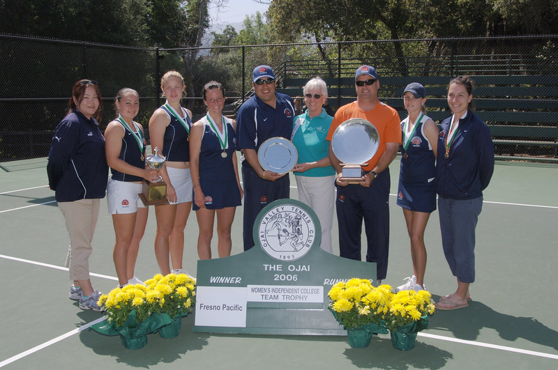 Womens Independent College Team Trophy