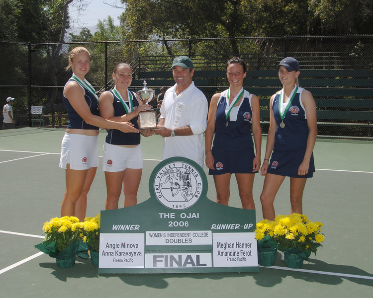 Womens Independent College Doubles